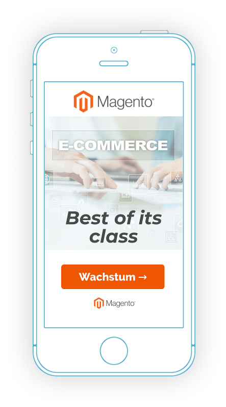 Magento 2 e-commerce Agentur Wachstum